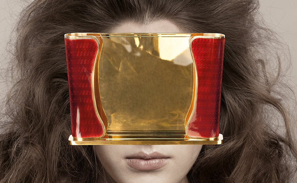 Luxury Photo Frames designed by Karim Rashid | Oggetti da collezione di arte contemporanea - Laura G